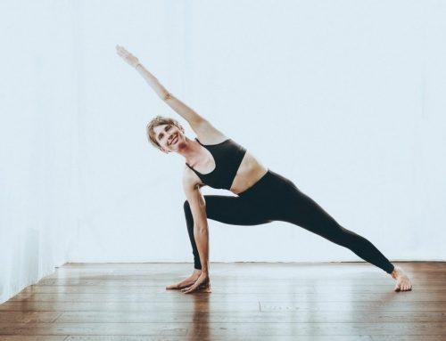 Joga Workshop s Lenkou